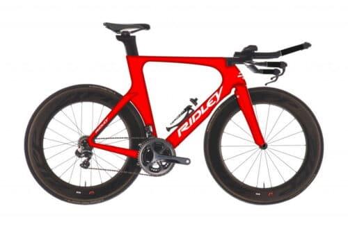 Pour les triathlètes : le vélo Ridley Dean