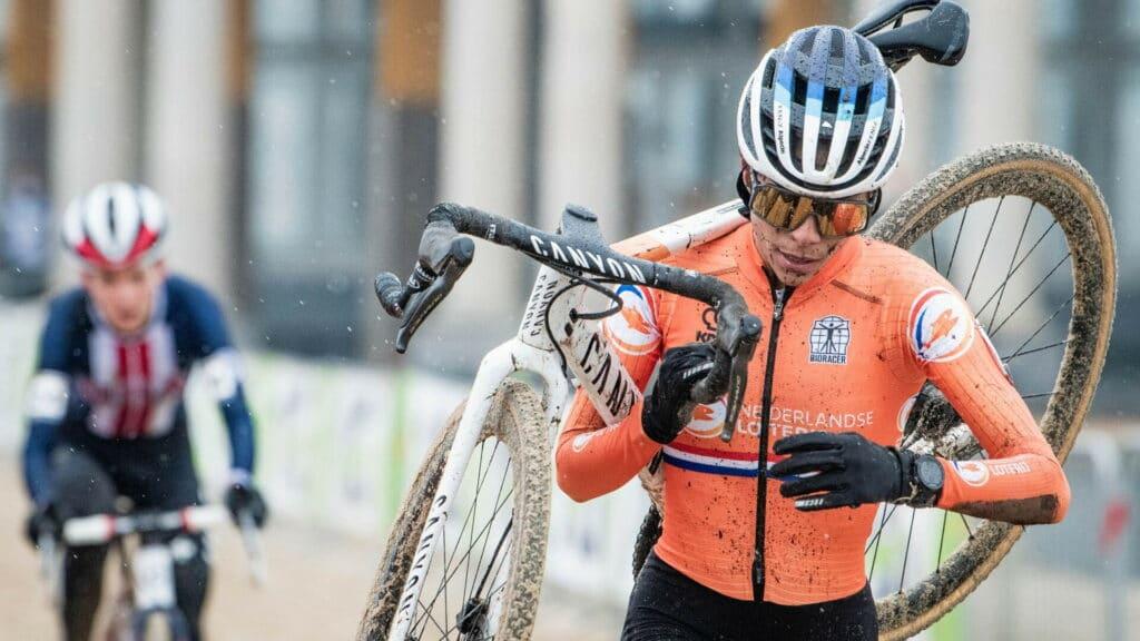 Le cyclocross Canyon Inflite champion du monde