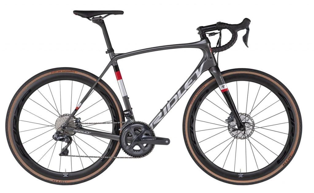 Vélo de Gravel Ridley : Kanzo Fast