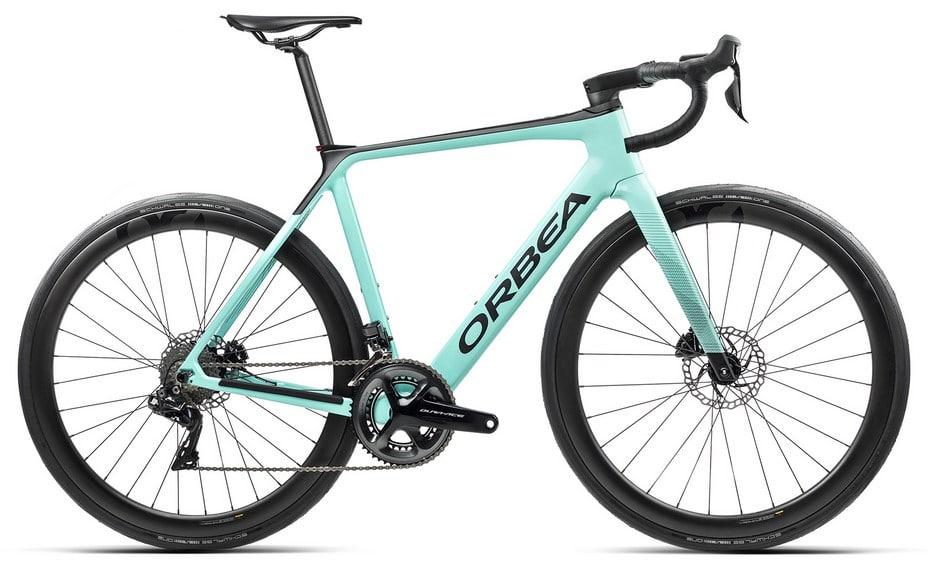 Le vélo route électrique de chez Orbea : Gain
