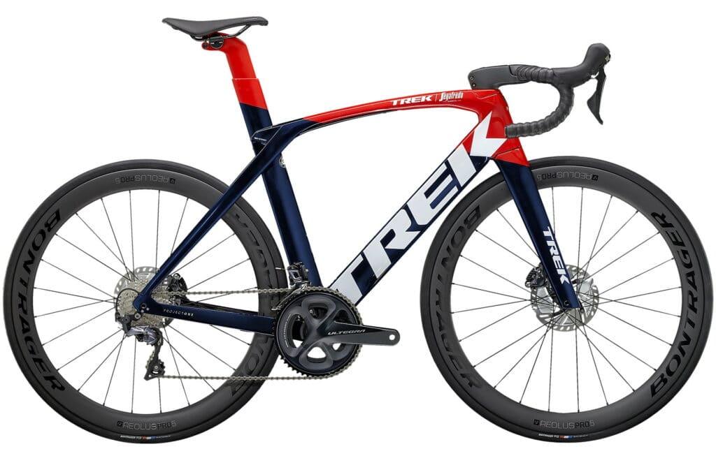 Le vélo aéro chez Trek : Le Madone