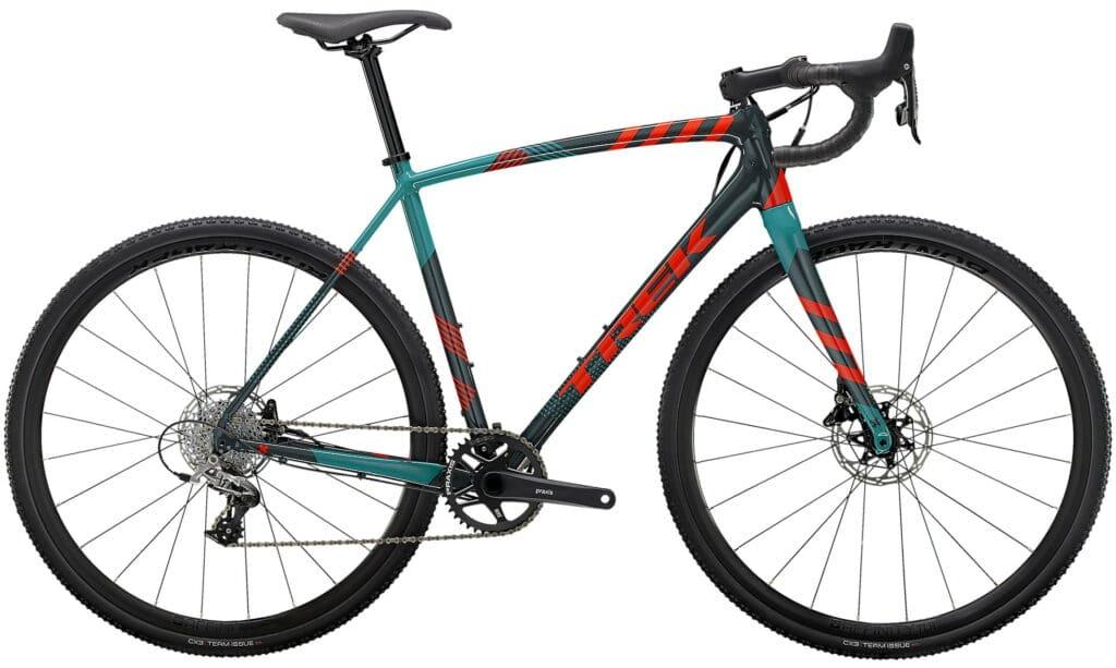 Pour le cyclocross, Trek propose le vélo Crockett