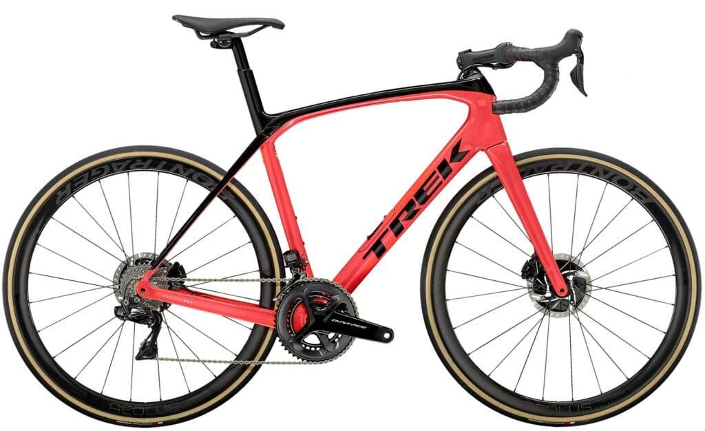 Le vélo confort et endurance chez Trek : le Domane