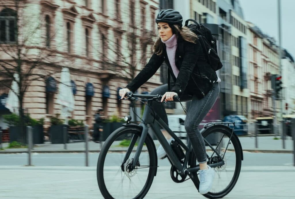 Le vélo de ville à courroie : le Canyon Commuter