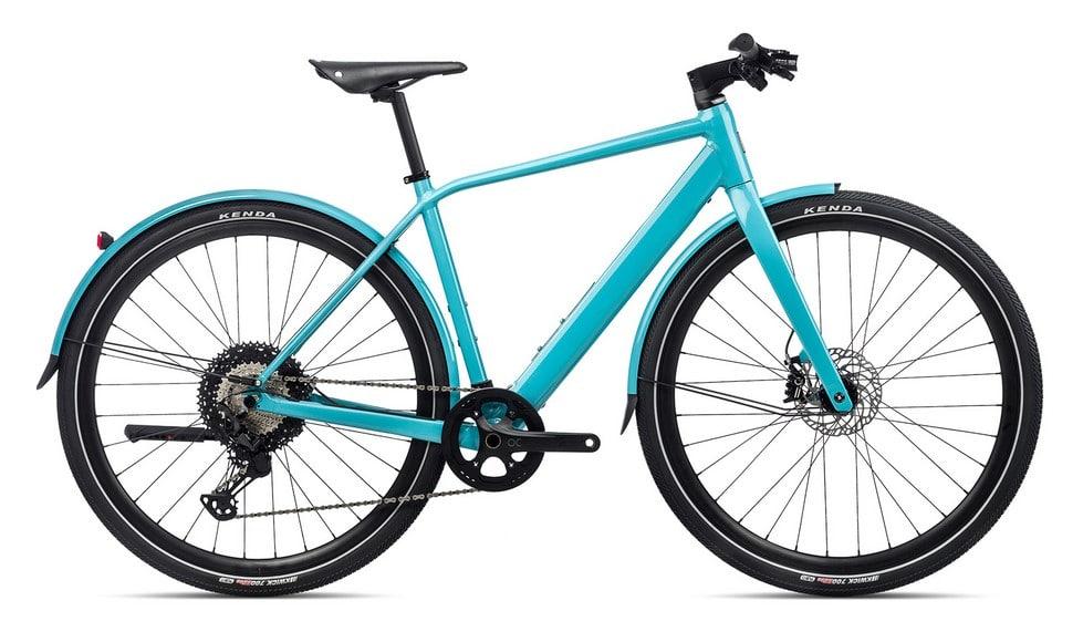 Le vélo de ville électrique Orbea Vibe