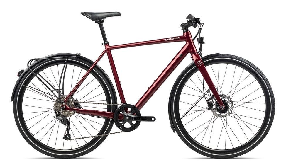 Le vélo de ville pour se déplacer chez Orbea avec le Carpe