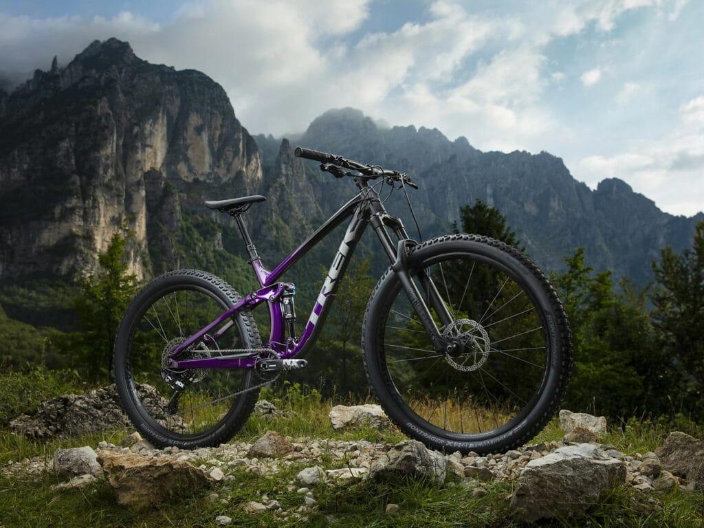Le VTT Trail de chez Trek : le Fuel EX