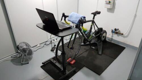 Installation home trainer stream