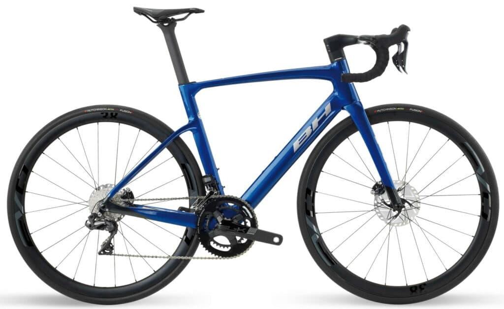 Le vélo d'endurance de BH avec le RS1