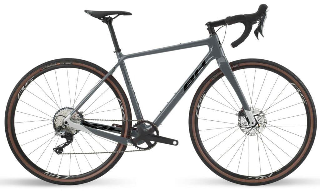 Le vélo de gravel chez BH avec le GravelX