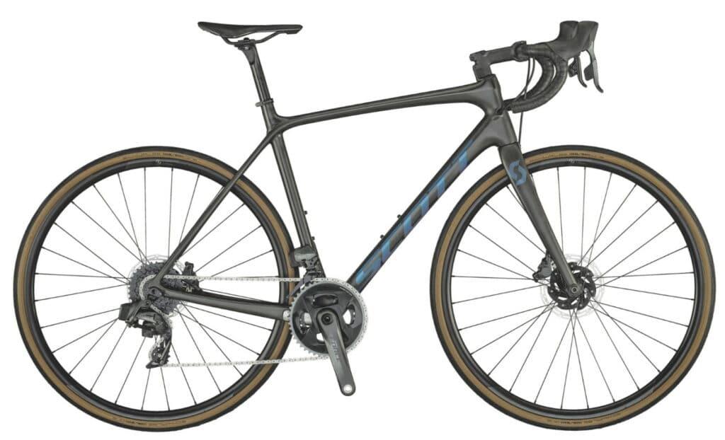 Le vélo Scott des longues distances : l'Addict