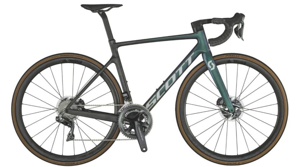 Le vélo Scott haut de gamme avec le Addict RC