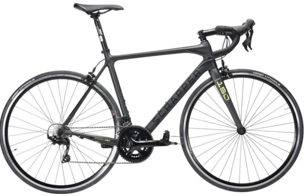 Vélo GoSport route : Scrapper Spego 150 2.1