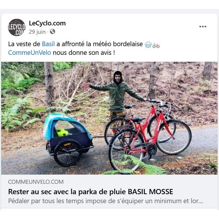 LeCyclo parle de CommeUnVelo